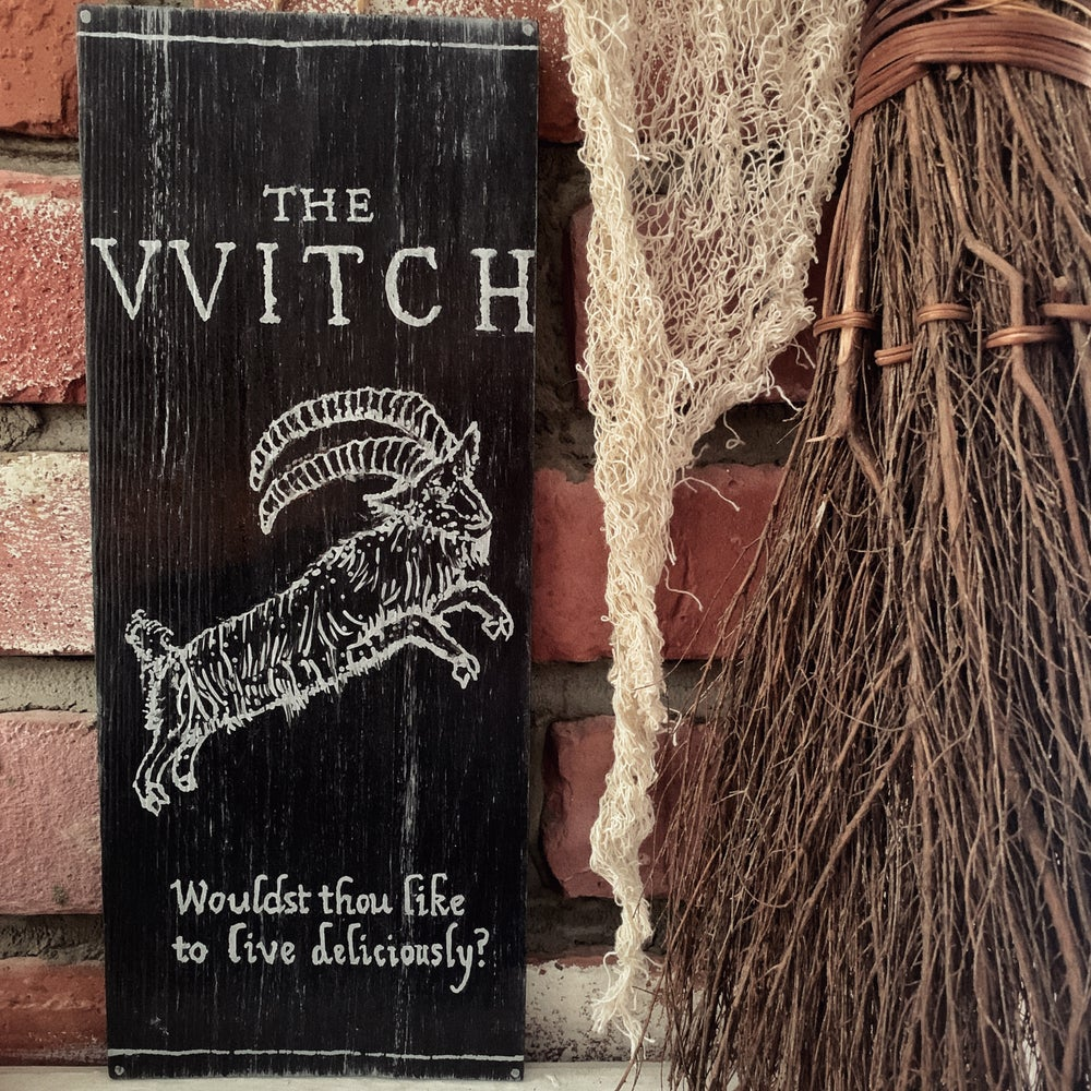 Image of VVitch Decor Sign