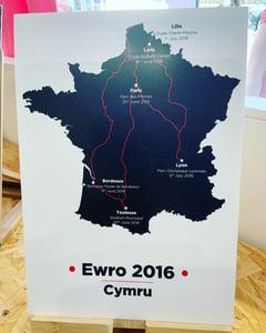 Image of Ewro 2016  Print