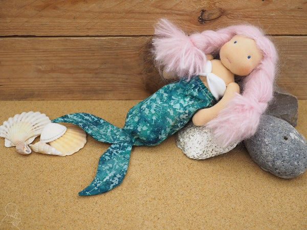 Image of Coral the mermaid