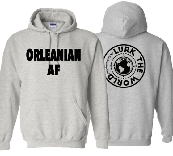 Image of TRADITIONAL OAF HOODIE