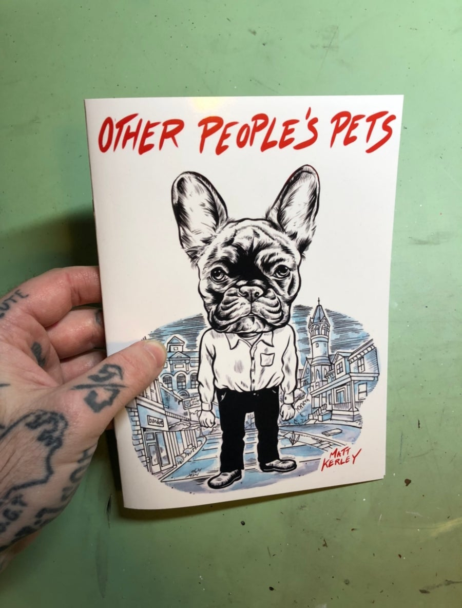 Image of Other People's Pets zine