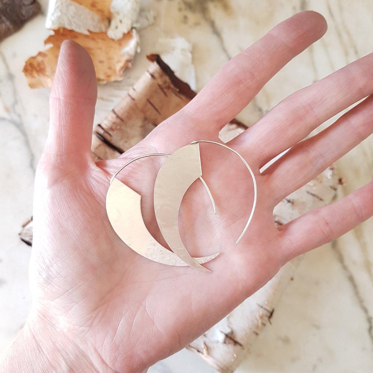 Image of Scythe Earrings
