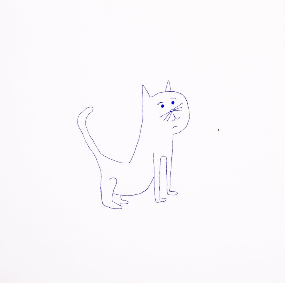 "Image of ""CAT JOB"" Nicholas Armas"