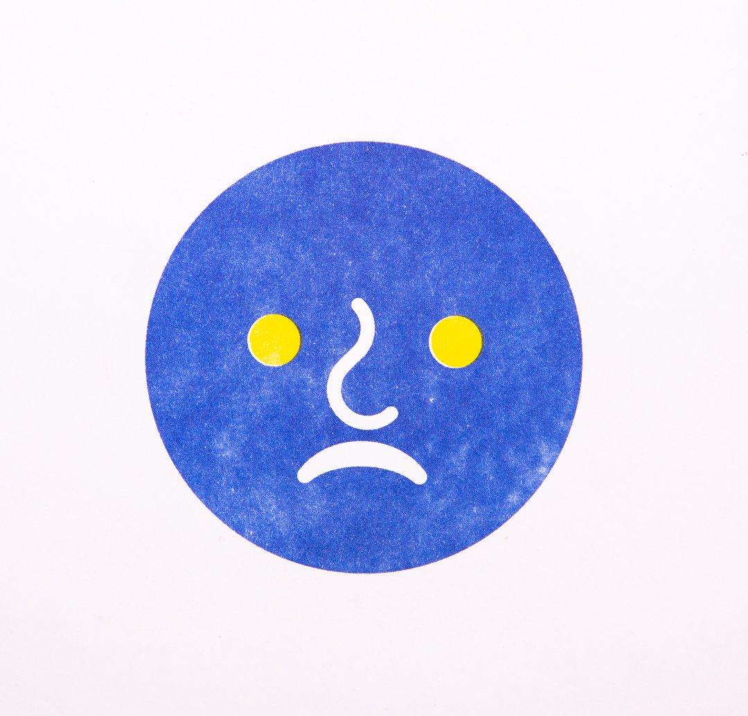 """Image of """"NENE BLUE"""" Manuel Bueno"""