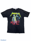 Metallica And Justice For All Tee (XL)