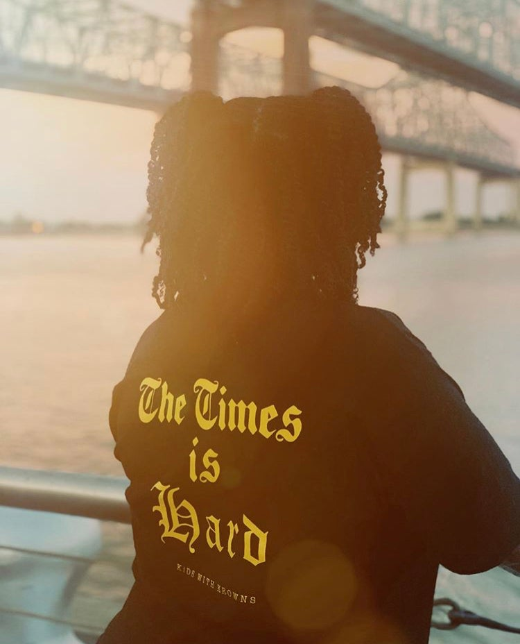 Image of The Times is Hard Tees & Crops