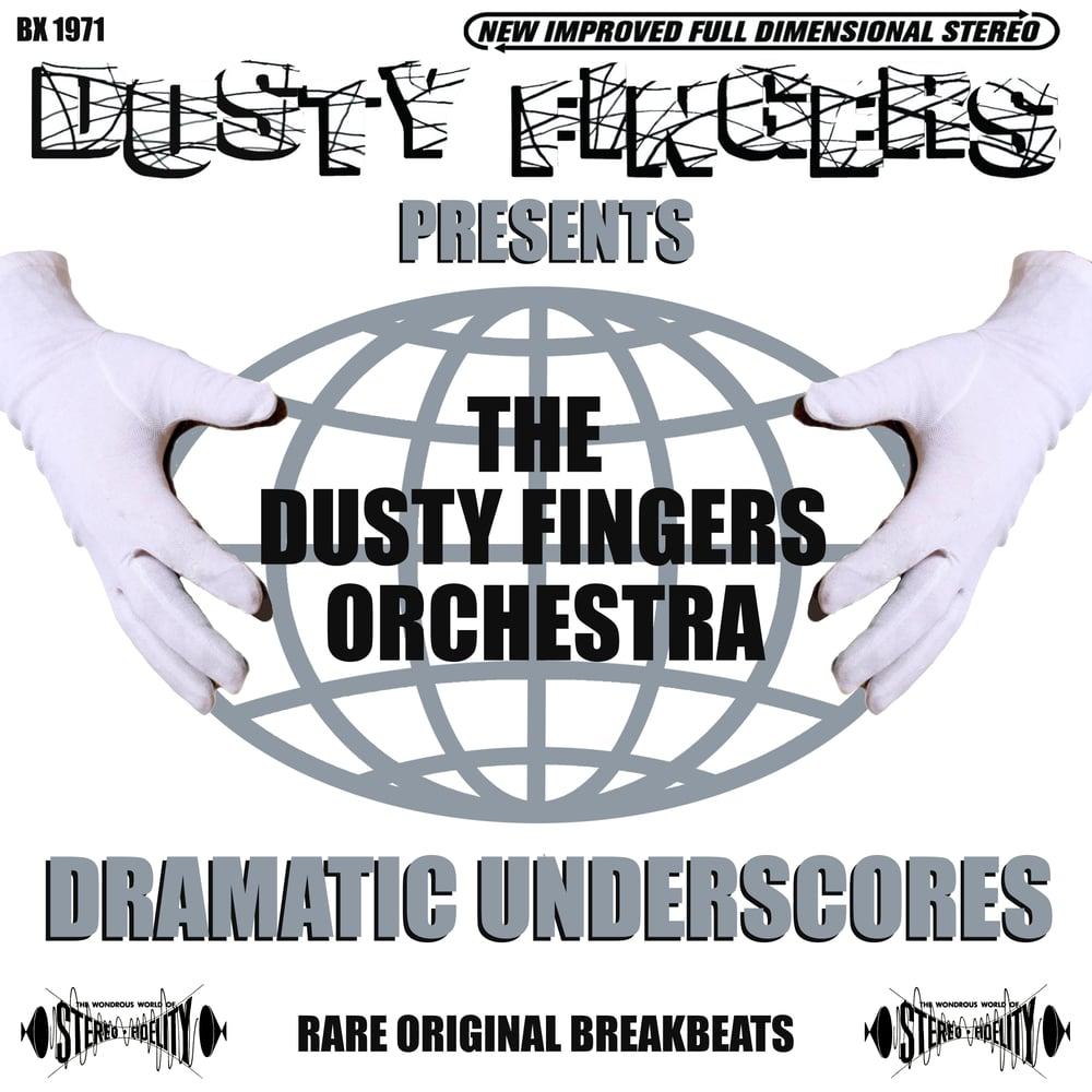 Image of  Dramatic Underscores - Vinyl LP