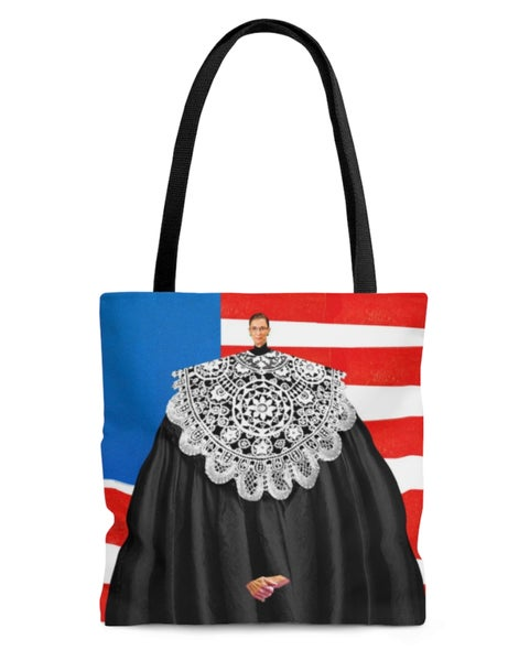 Image of RBG Tote Bag