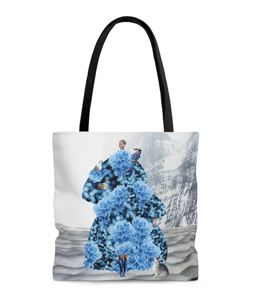 Image of Plate No.79 tote bag