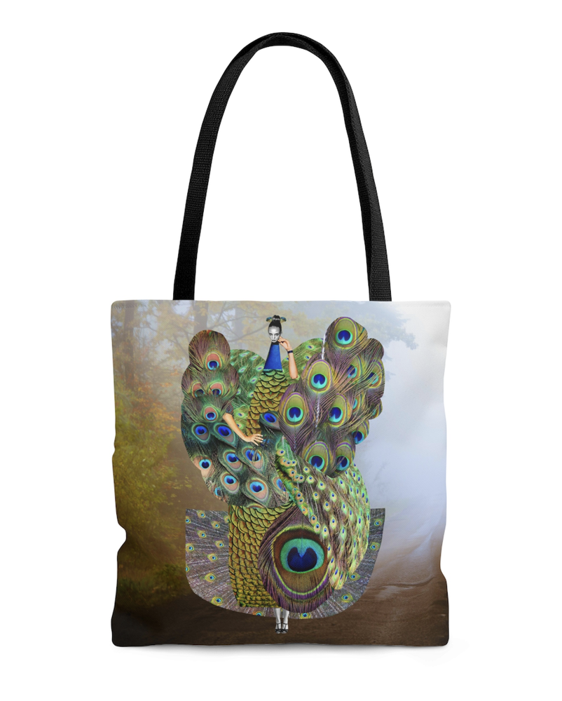Image of Plate No.65 tote bag
