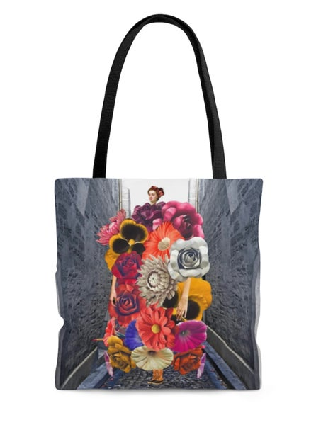 Image of Plate No.281 tote bag