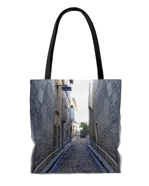 Image of Plate No.281 tote bag