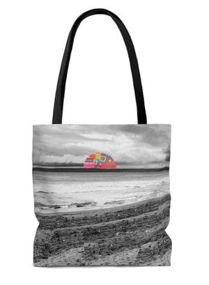 Image of Plate No.37 tote bag