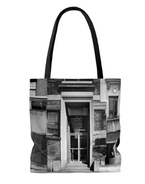 Image of Plate No.227 tote bag