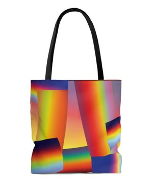 Image of Plate No.62 tote bag