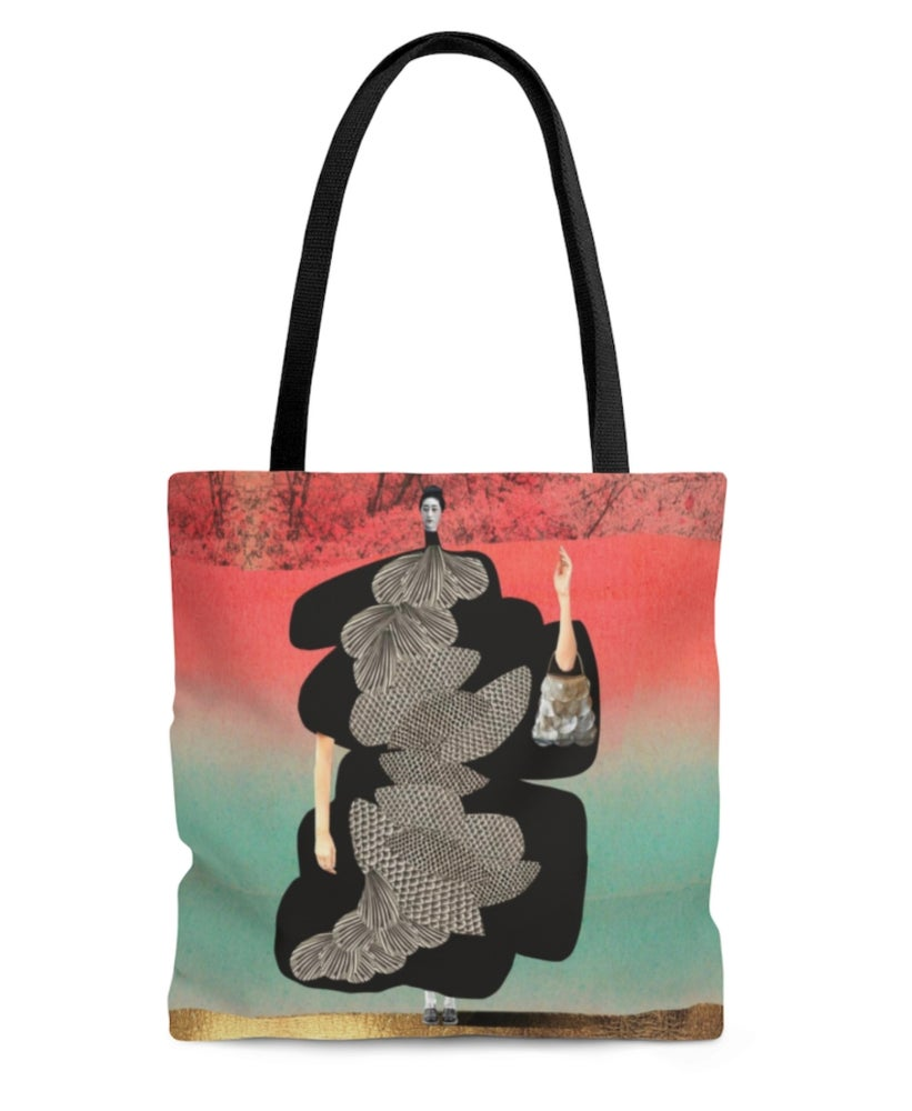 Image of Plate No.32 tote bag