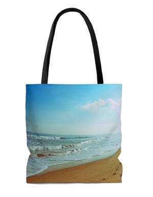 Image of Plate No.245 tote bag