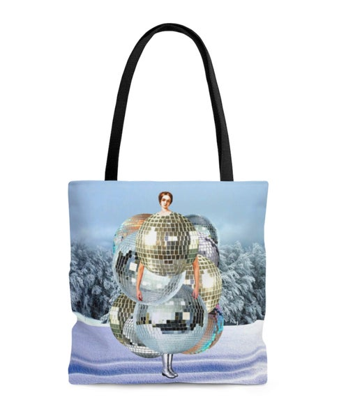 Image of Plate No.148 tote bag