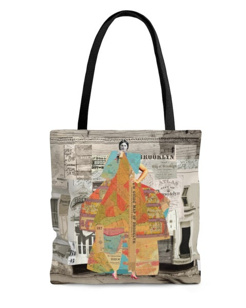 Image of Plate No.26 tote bag