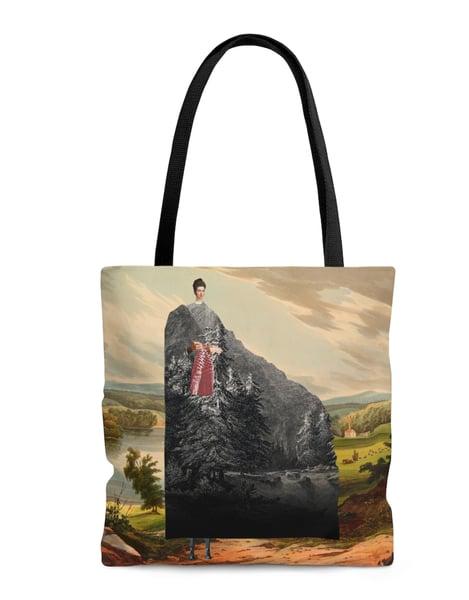 Image of Plate No.372 tote bag