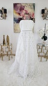 Eyelet Maxi Dress 100% Cotton (2 colors)
