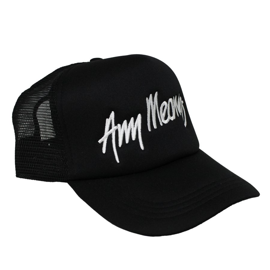 Image of Signature Trucker in Black