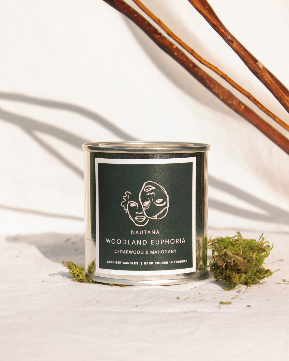 Image of Woodland Euphoria | FALL CANDLE