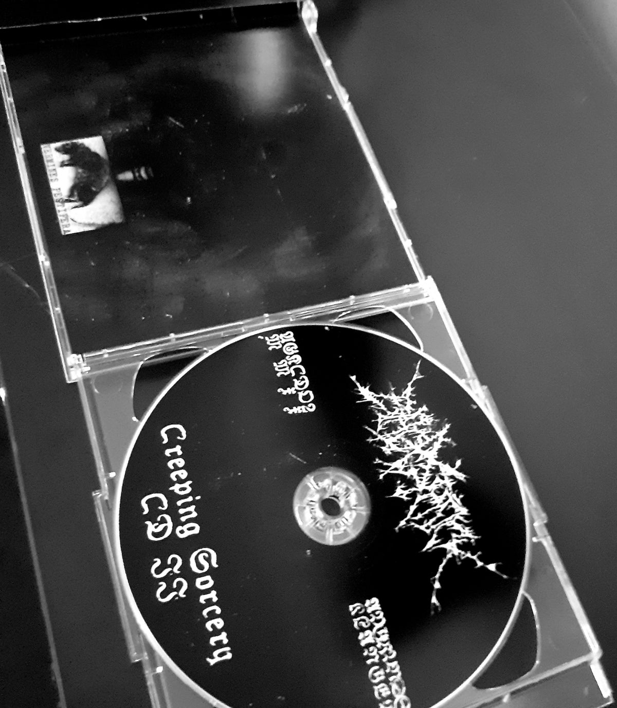 AGKCD02 - Black Stench - Creeping Sorcery 2xCD