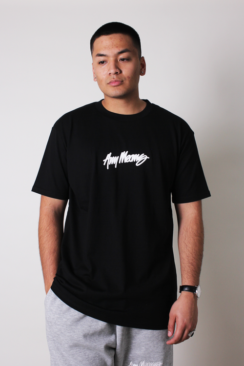 Image of Signature Tee in Black