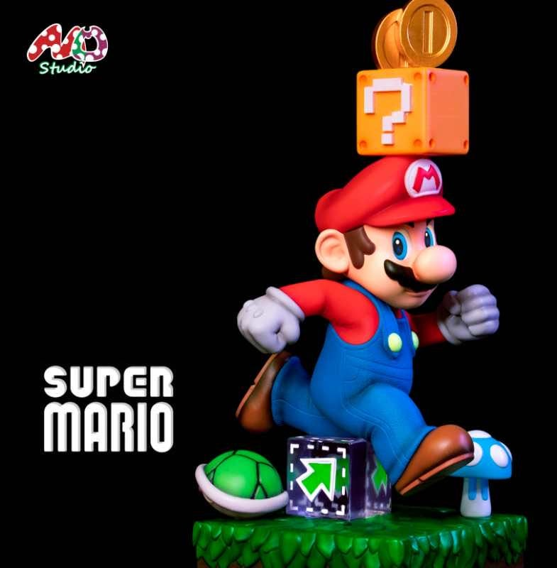 Image of [Pre-Order]Super Mario Resin Statue