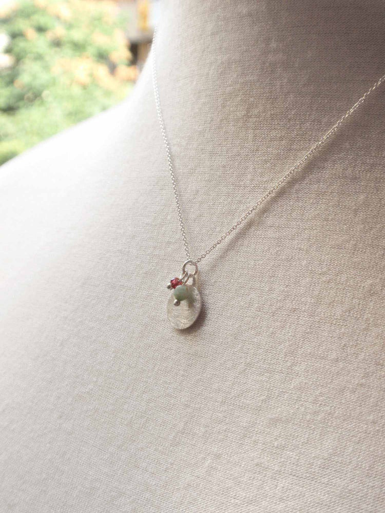 Image of Lucky Charm Custom Necklace