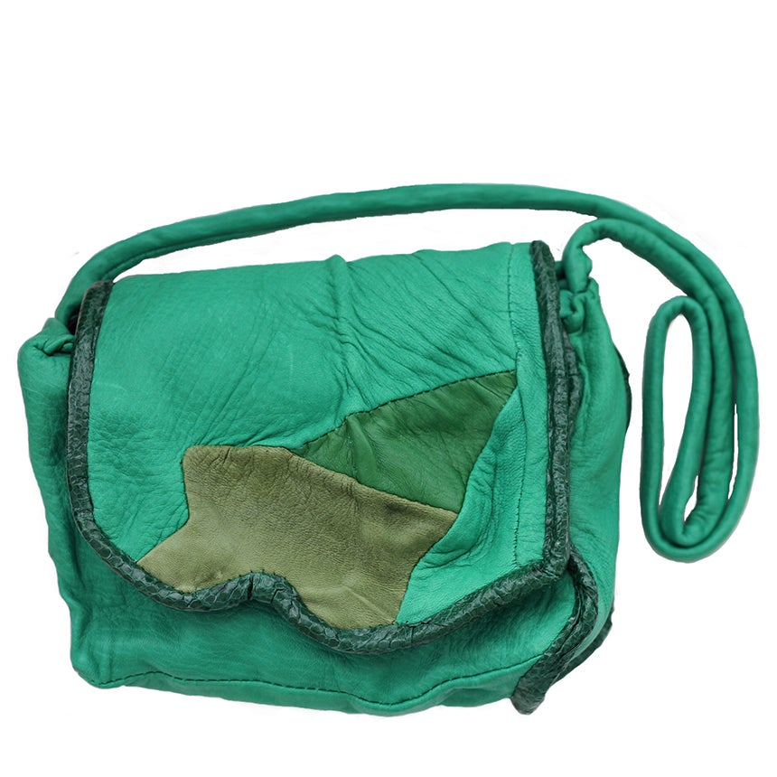 Image of Ewetuntun retro patchwork bag