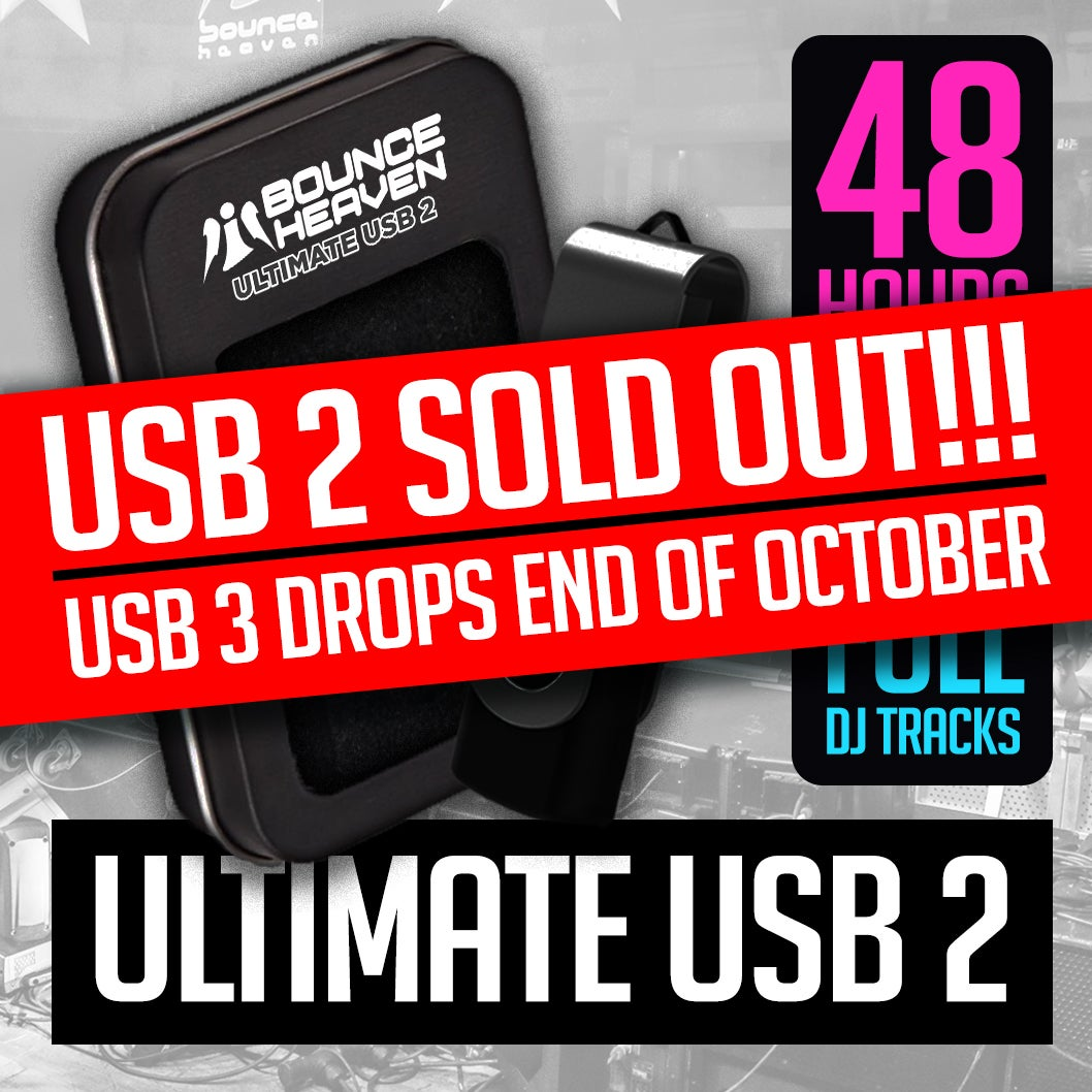 Image of USB 2 (SOLD OUT - USB 3 DROPS END OF OCTOBER)