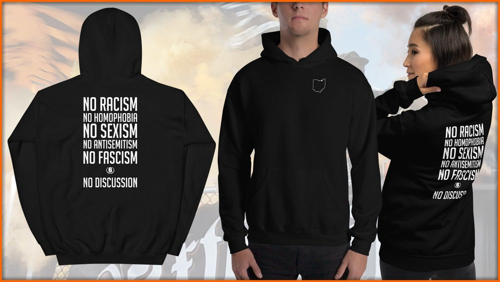 Image of No Discussion Hoodie