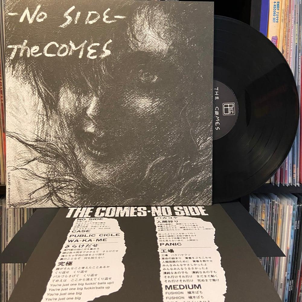 "THE COMES ""No Side"" LP"