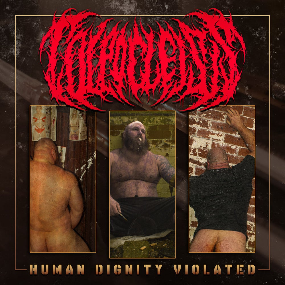 Image of COLPOCLESIS - Human Dignity Violated CD EP DigiPack