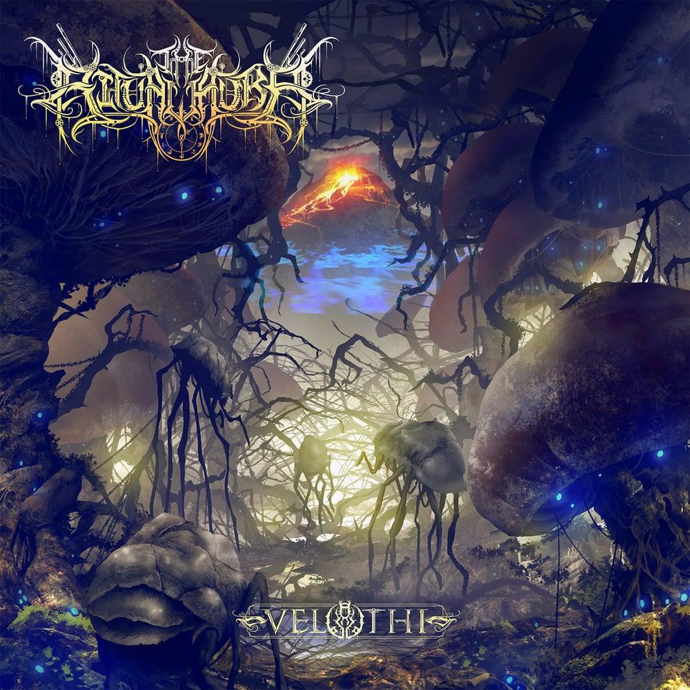 Image of THE RITUAL AURA - Velothi  CD