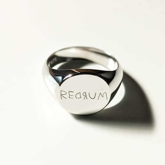 Image of Redrum Ring