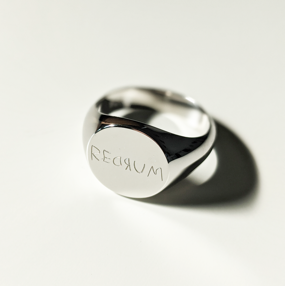 Image of Redrum Ring