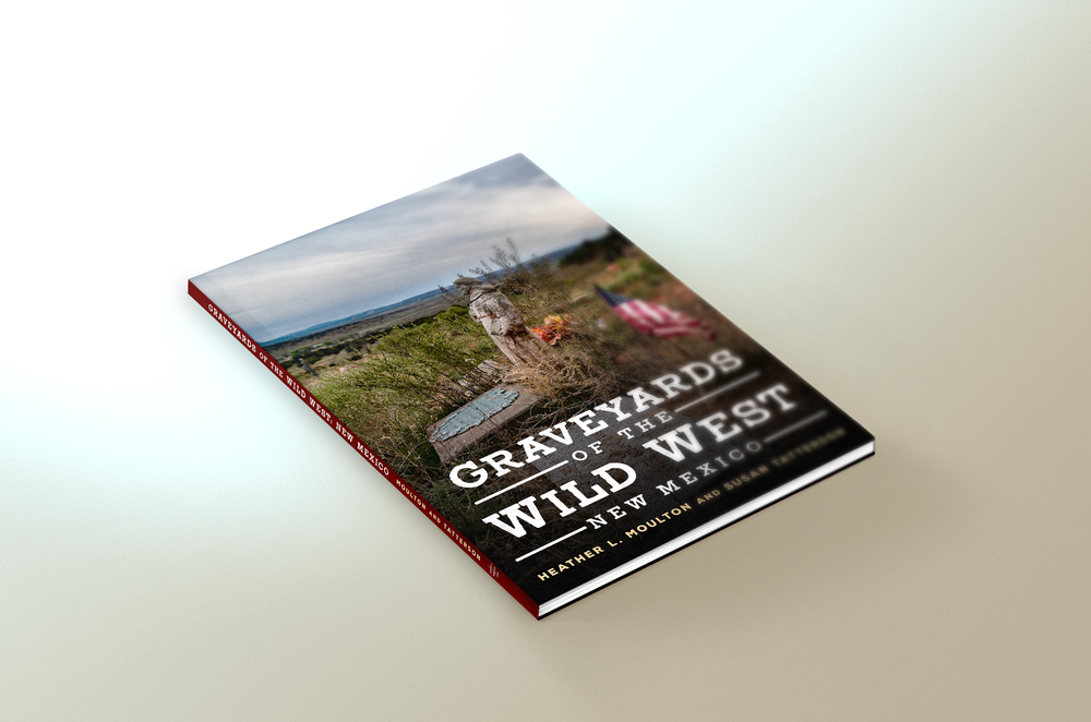 Image of Graveyards of the Wild West, New Mexico
