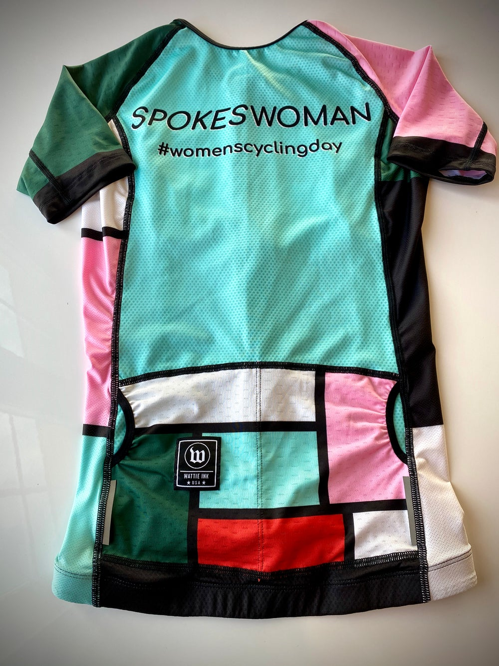 Image of WCD Women's Aero Triathlon Jersey
