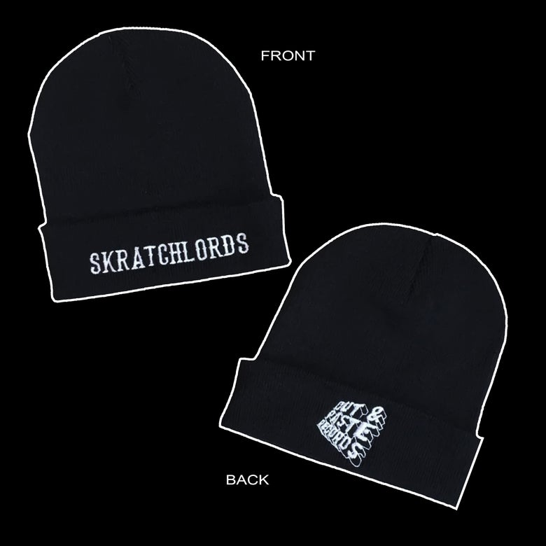 Image of Skratchlords x C&P Reversible Beanie