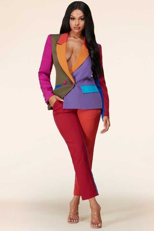 Image of Color Playsuit