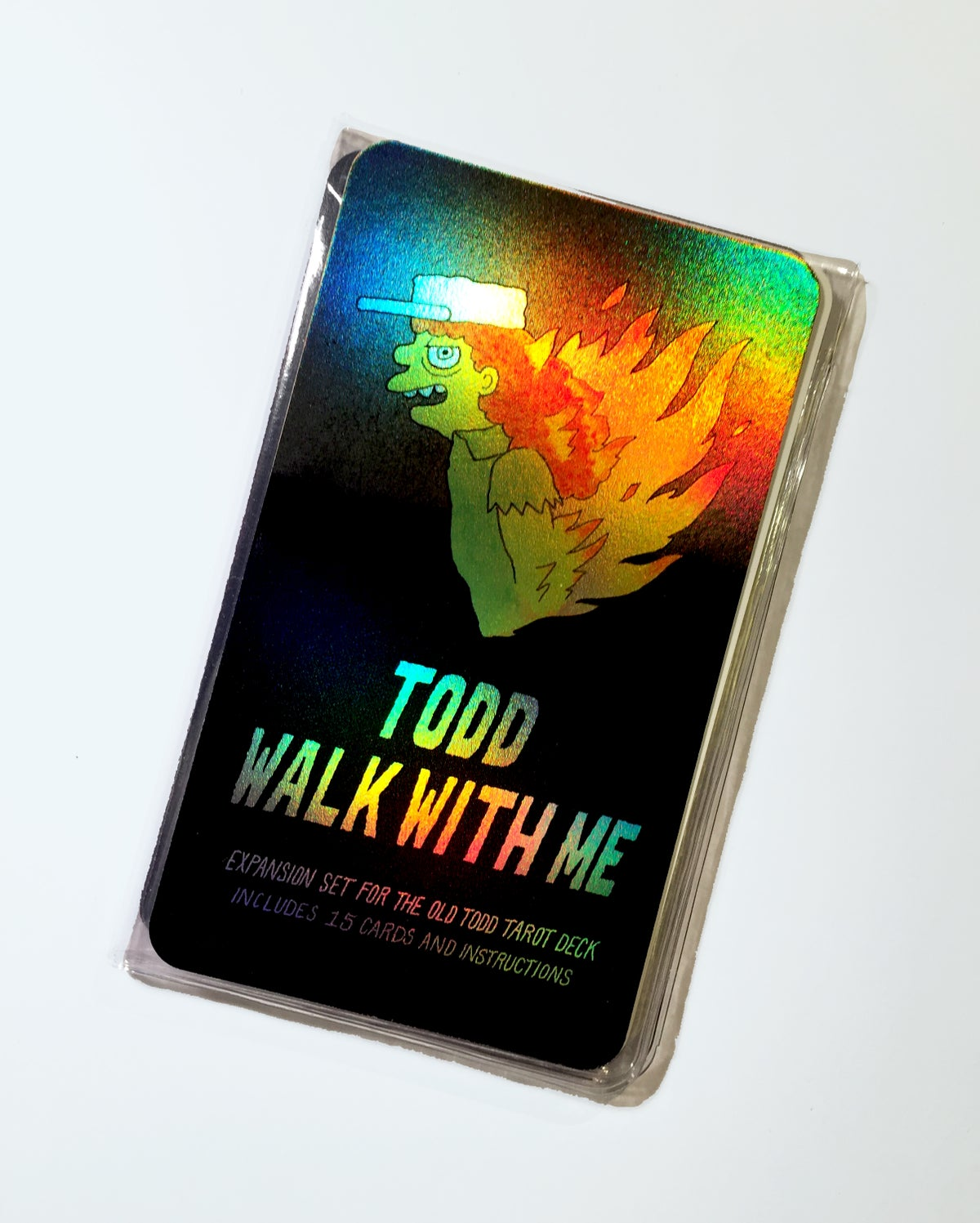 Image of Todd Walk With Me • Expansion Set