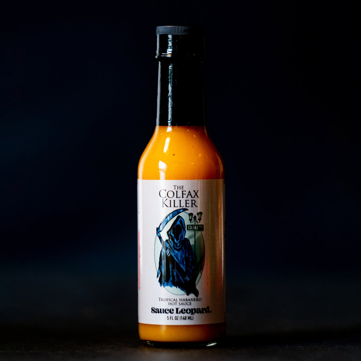 Image of The Colfax Killer - tropical habanero sauce