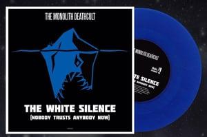 """Image of The White Silence split 7"""" vinyl"""