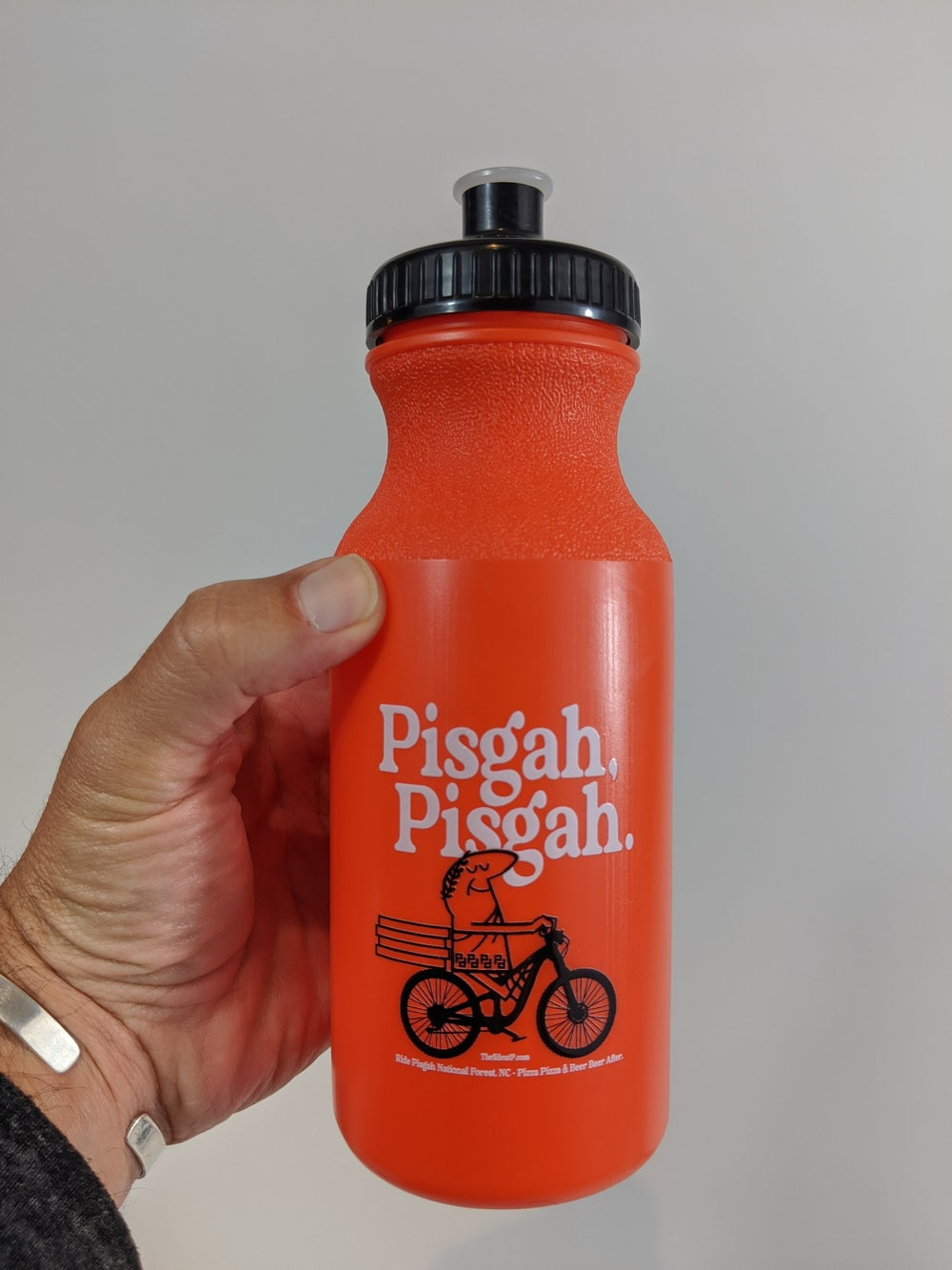 """Pisgah, Pisgah"" Water Bottle"