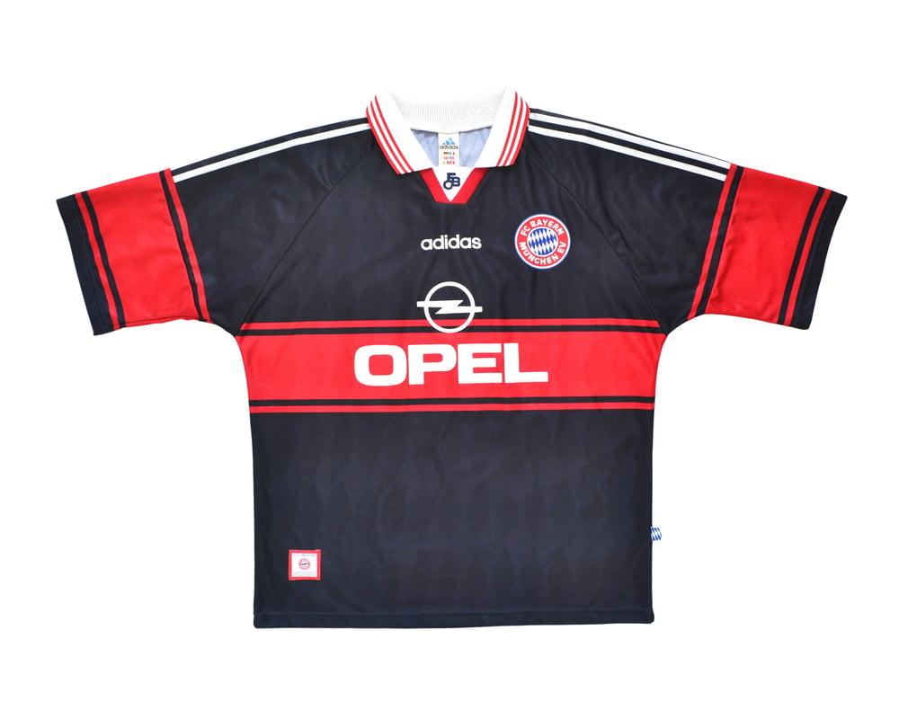 Image of 1997-99 Adidas Bayern Munich Home Shirt XL