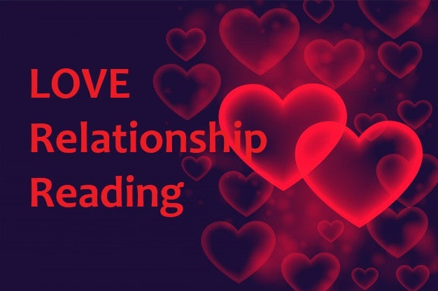 Image of LOVE Relationship Phone Reading (30 Mins)