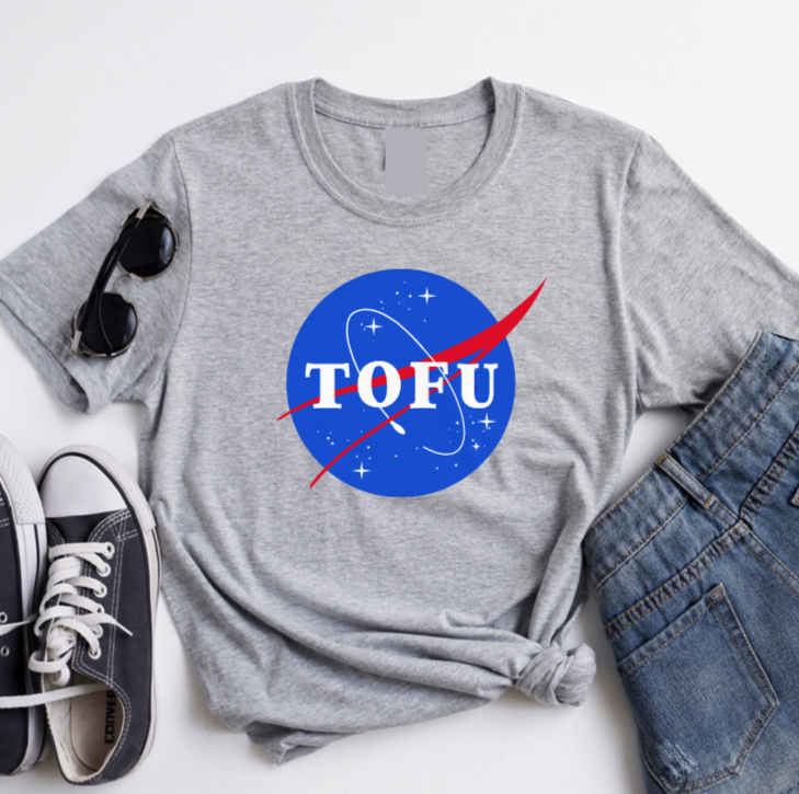 Image of UNISEX Tofu Tshirt